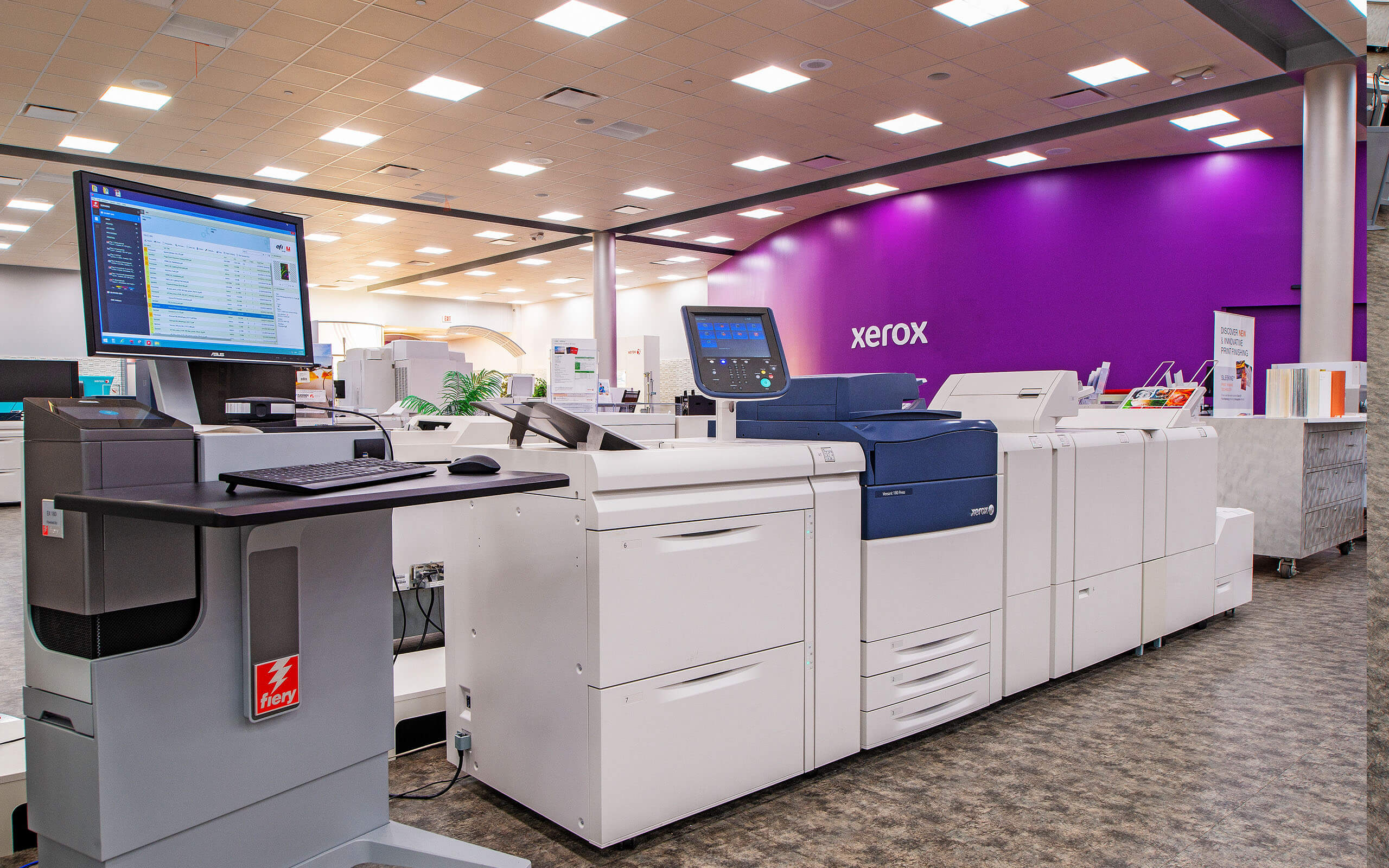 Shop all Xerox<sup>®</sup> Production Printing Devices from Inland Business Solutions, A Xerox Business Solutions Company
