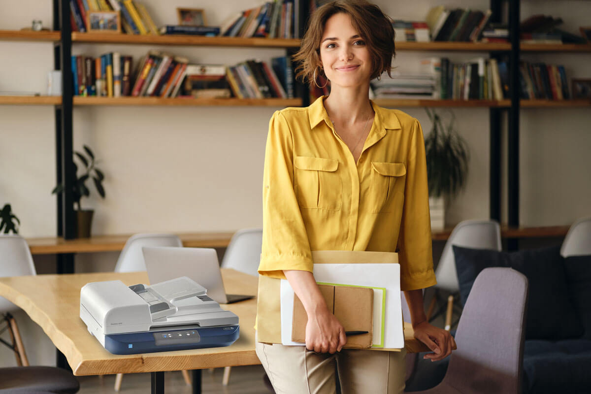 Shop Xerox® DocuMate scanners for checks, identification cards and passports from Inland Business Solutions, A Xerox Business Solutions Company